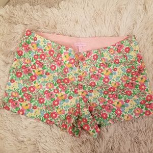 Lilly Pulitzer Ants on Parade shorts size 4